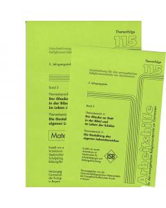Thf 115 Band 3 Handreichungen zum Lehrplan der 5. Jgst.