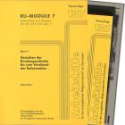 Thf 137 Band 1 RU-MODULE 7