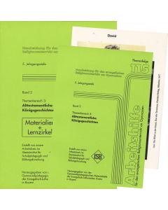 Thf 115 Band 2 Handreichungen zum Lehrplan der 5. Jgst.