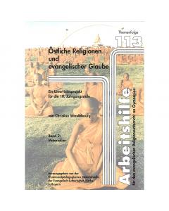 Thf 113 Band 2 Östliche Religion und evangelischer Glaube