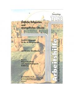 Thf 113 Band 3 Östliche Religion und evangelischer Glaube