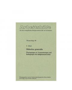 Thf 90 Didactica generalia